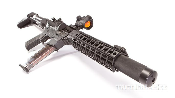 Desert Design & Development D3-9SD handguard