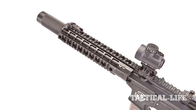 Desert Design & Development D3-9SD left angle handguard