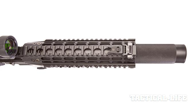Desert Design & Development D3-9SD rifle handguard