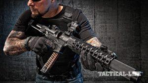 Desert Design & Development D3-9SD sub gun