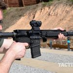 daniel defense DDM4 300S shooting range