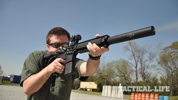 daniel defense DDM4 300S rifle test