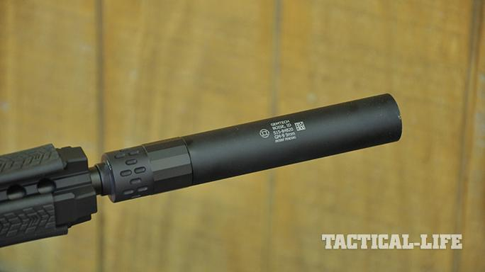 daniel defense DDM4 300S suppressor