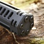 Empty Shell XM556 microgun muzzle