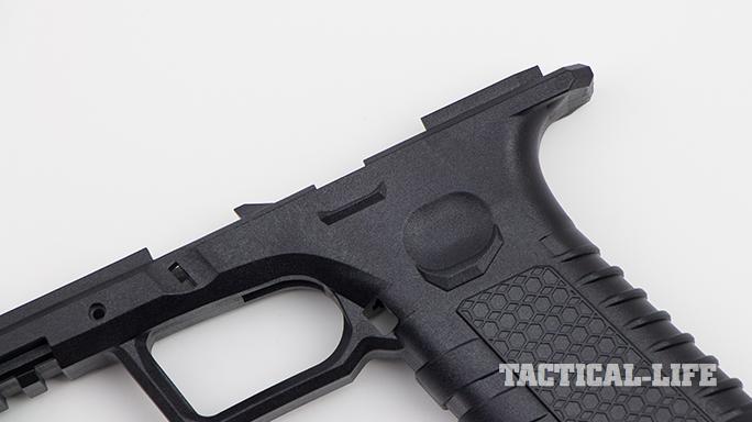 Glock 17 Build Polymer80 PF940 frame