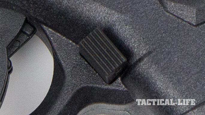 Glock 17 Build Polymer80 PF940 magazine catch