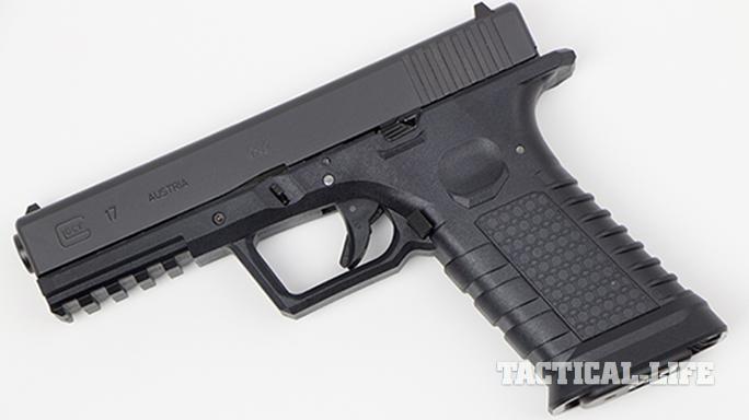 Glock 17 Build Polymer80 PF940 slide