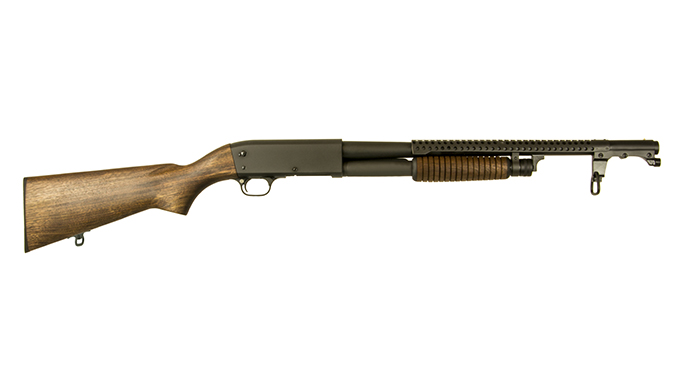 new shotguns Inland M37