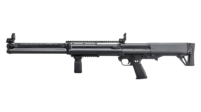 new shotguns Kel-Tec KSG 25