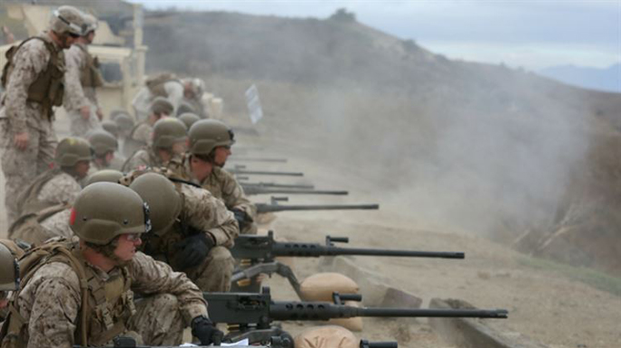 Marines Begin Fielding Upgraded M2A1 .50-Caliber Heavy ...