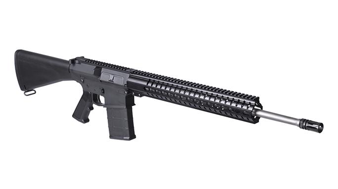 CMMG Mk3 6.5 Creedmoor rifle angle