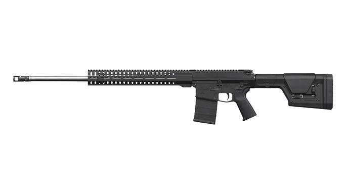 CMMG Mk3 DTR2 6.5 Creedmoor rifle