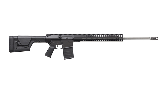 CMMG Mk3 DTR2 6.5 Creedmoor rifle right side