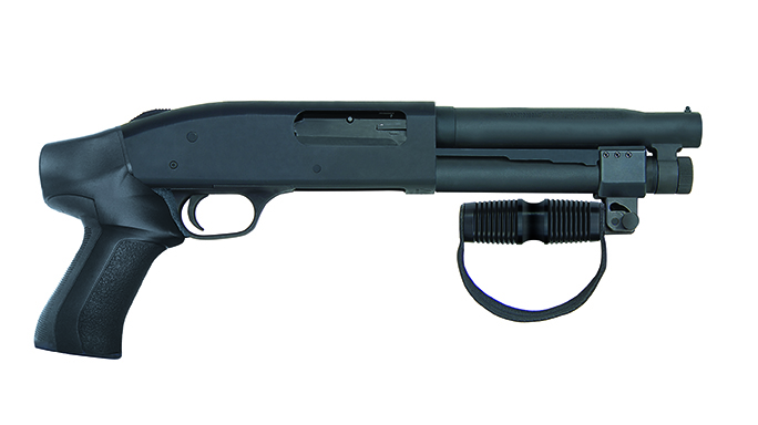 new shotguns Mossberg 500 Compact Cruiser