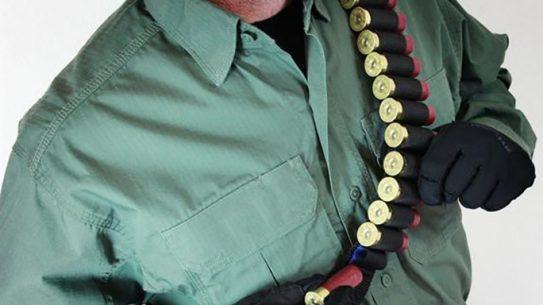 Mossberg Shotgun Bandolier ammo