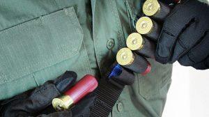 Mossberg Shotgun Bandolier shotgun ammo