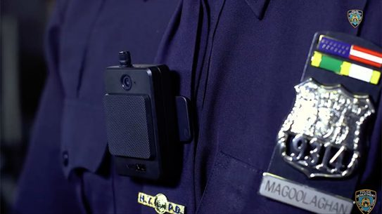 nypd body camera program