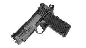 Nighthawk Agent 1 pistol left side