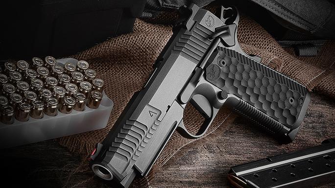 Nighthawk Agent 1 pistol