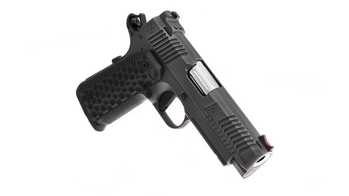 Nighthawk Agent 1 pistol right side
