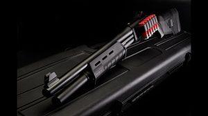 new shotguns Nighthawk Overseer Model 2