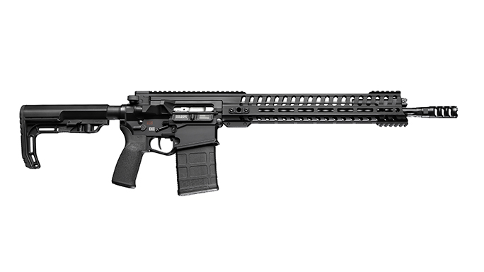 POF Revolution 308 rifle right profile