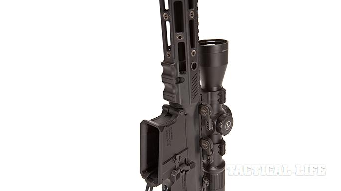 Remington R10 rifle mag well