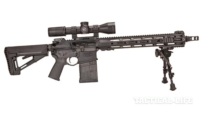 Remington R10 rifle profile
