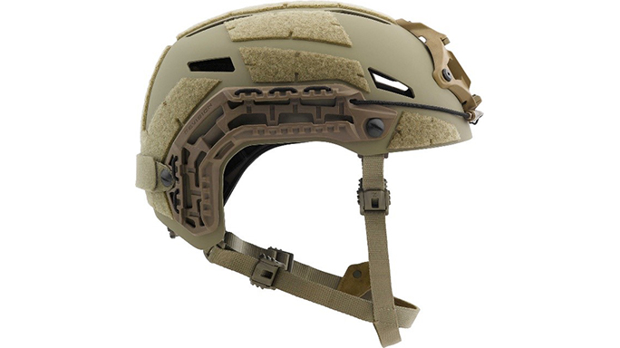 Revision Caiman head System brown