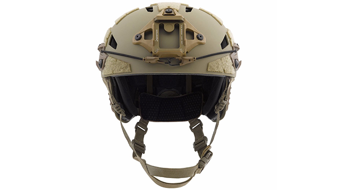 Revision Caiman head System front