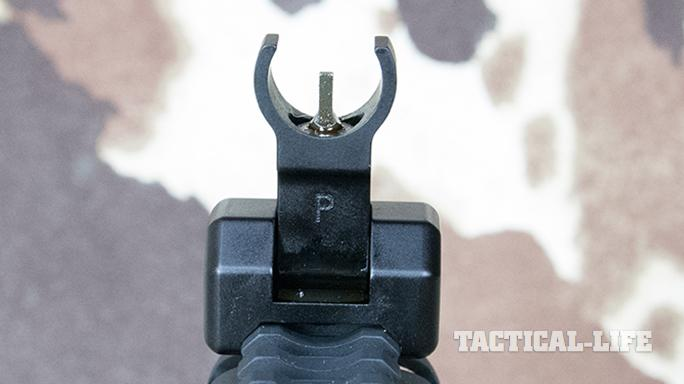 SIG MPX carbine front sight