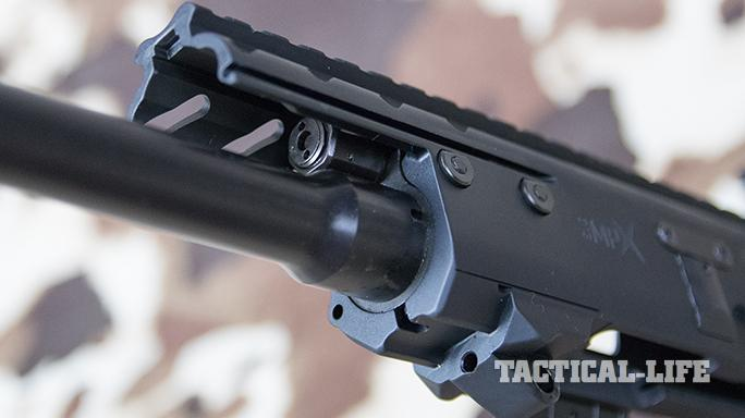 SIG MPX carbine barrel length
