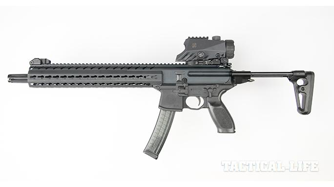 SIG MPX carbine left side