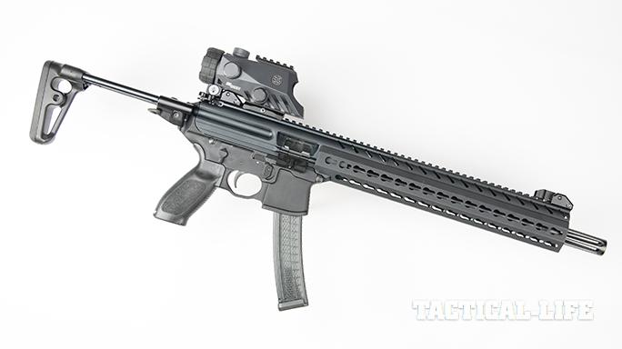Sweet Sig MPX: A Piston-Driven & Feature-Rich 9mm Carbine