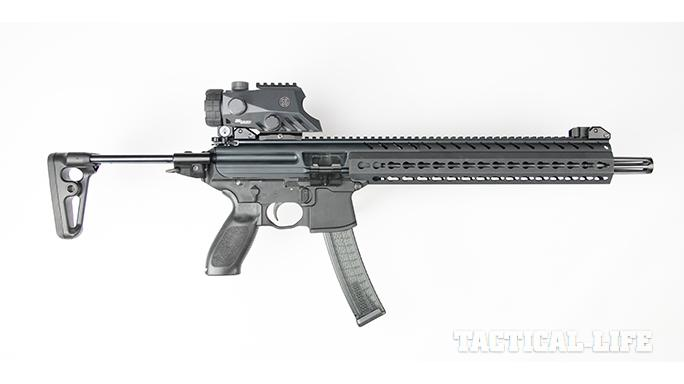 SIG MPX carbine right side