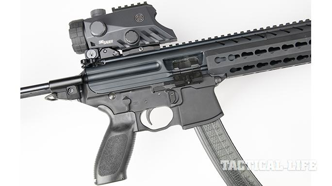 SIG MPX carbine close up