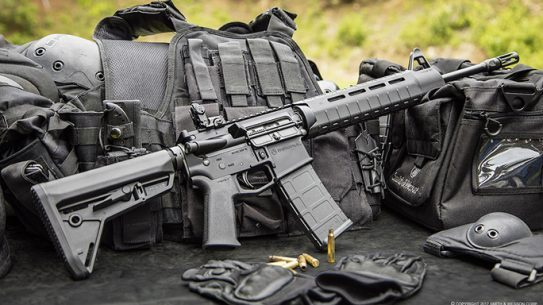 Smith & Wesson M&P15 MOE SL rifle