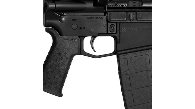 Smith & Wesson M&P15 MOE SL rifle controls