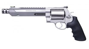 new rifles and revolvers Smith & Wesson Performance Center Model 460XVR