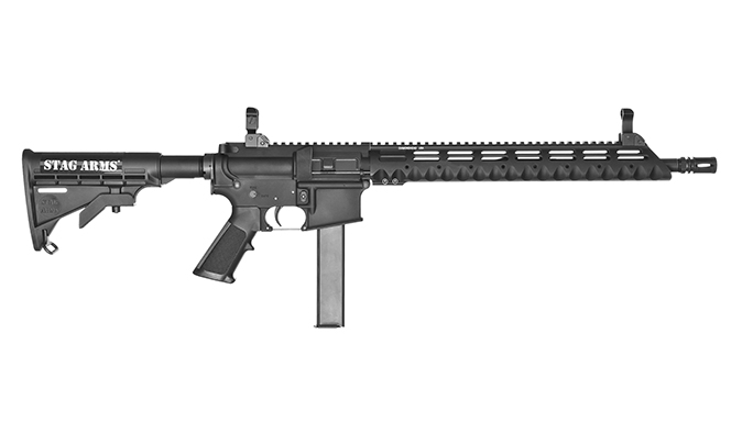 stag arms 9mm carbines