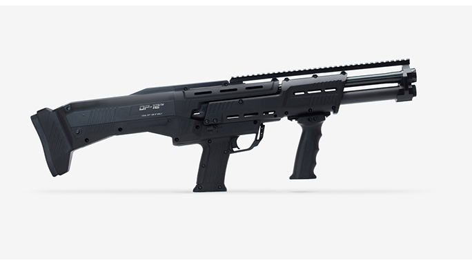 new shotguns Standard Manufacturing DP-12
