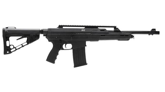 new shotguns Standard Manufacturing SKO
