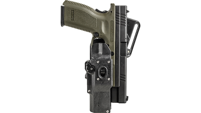 SureFire MasterFire holster springfield armory