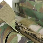 TYR Tactical's PICO-DS Medical Chest Rack zipper