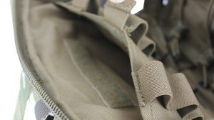 TYR Tactical's PICO-DS Medical Chest Rack open top