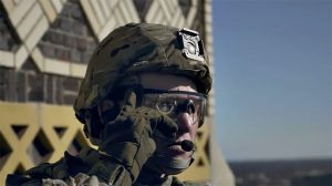 U.S. Army tactical augmented reality eyepiece