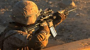 M27 infantry automatic rifle test