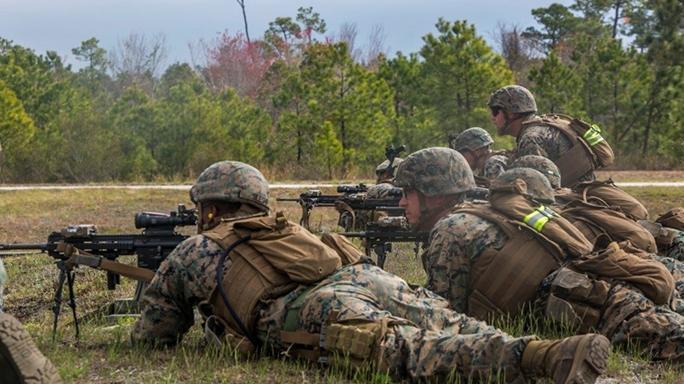 marines M27 IAR
