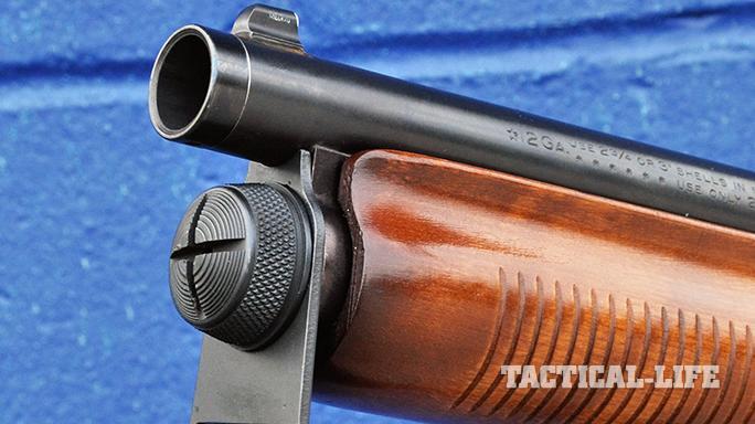 Witness Protection 870 shotgun hand stop