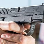 Springfield XDE Pistol range